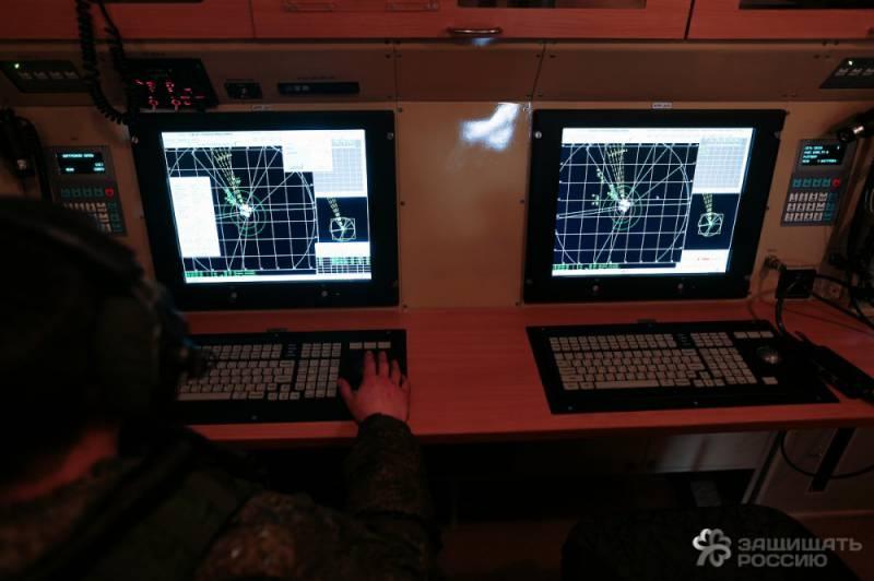 Военнослужащие подразделений ПВО в Чечне осваивают комплекс «Барнаул-Т»