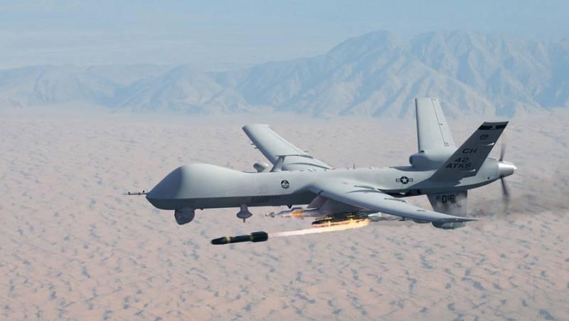 ВВС США решили снять с вооружения БЛА Predator