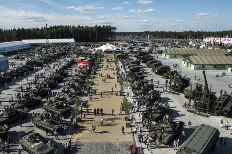 В прошлом году Россия заняла 3 место в мире по продаже вооружений