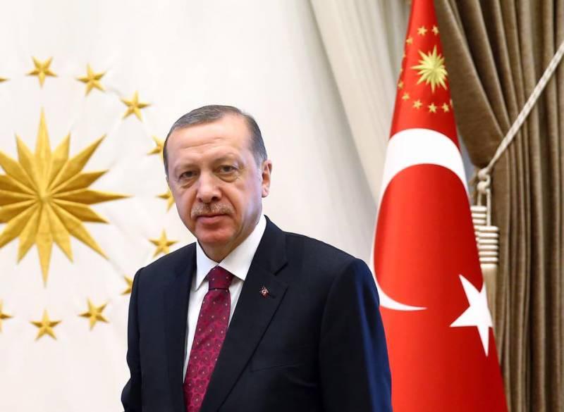 """Эрдоган: """"США - пособник ИГИЛ"""""""