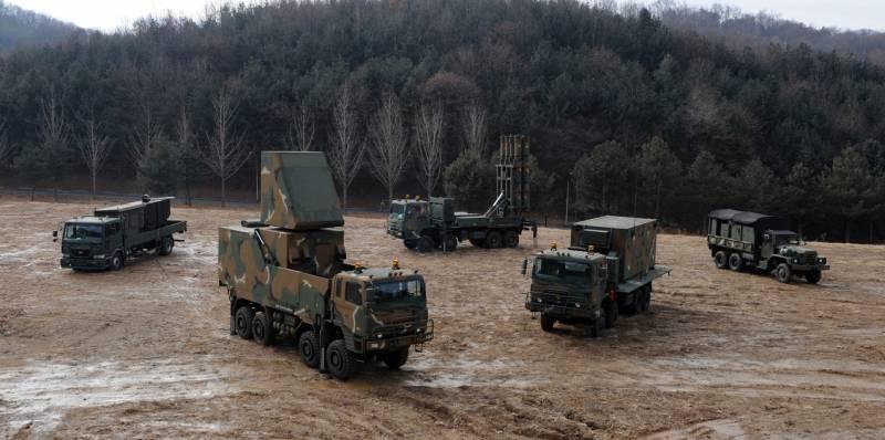 Республика Корея начнет производство собственных комплексов ПРО