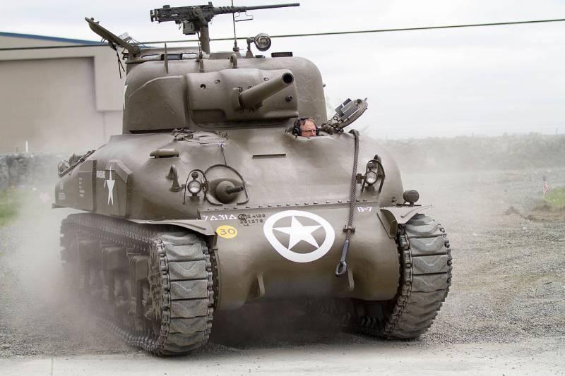Проекты инженерных танков T76 и T76E1 (США)