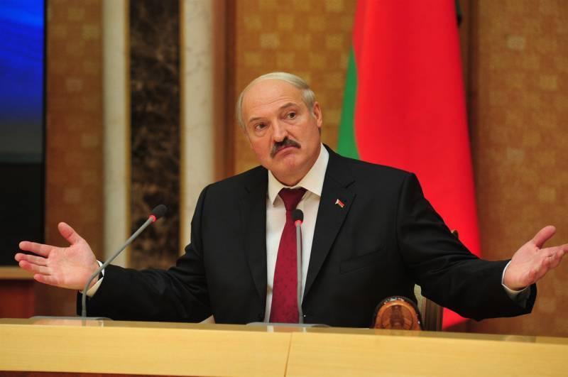 Странные расклады в колоде Лукашенко