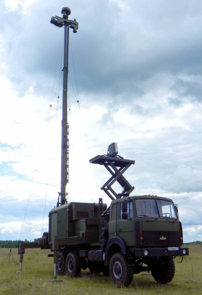 В РФ разработан комплекс РЭБ для борьбы с миниатюрными беспилотниками