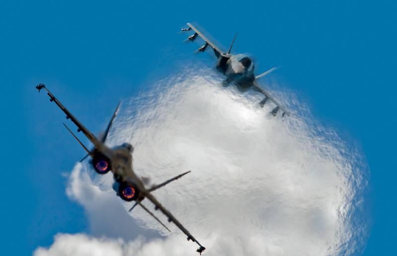 ПАК ФА против F-35: кто выйдет победителем