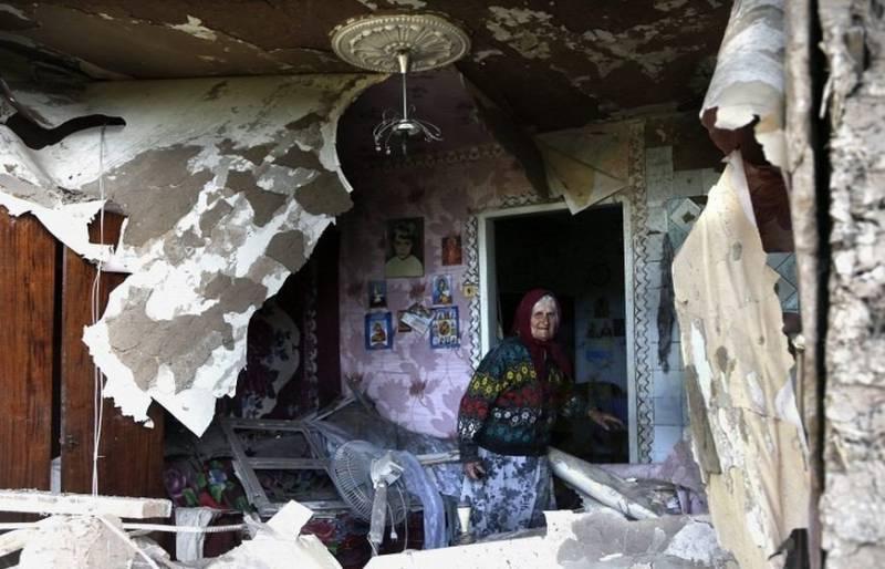 ДНР: Украинская армия пошла на прорыв в районе Ясиноватой
