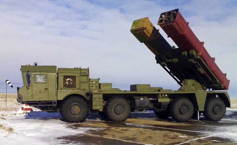 Первая партия комплектов «Торнадо-С» поступила в российскую армию