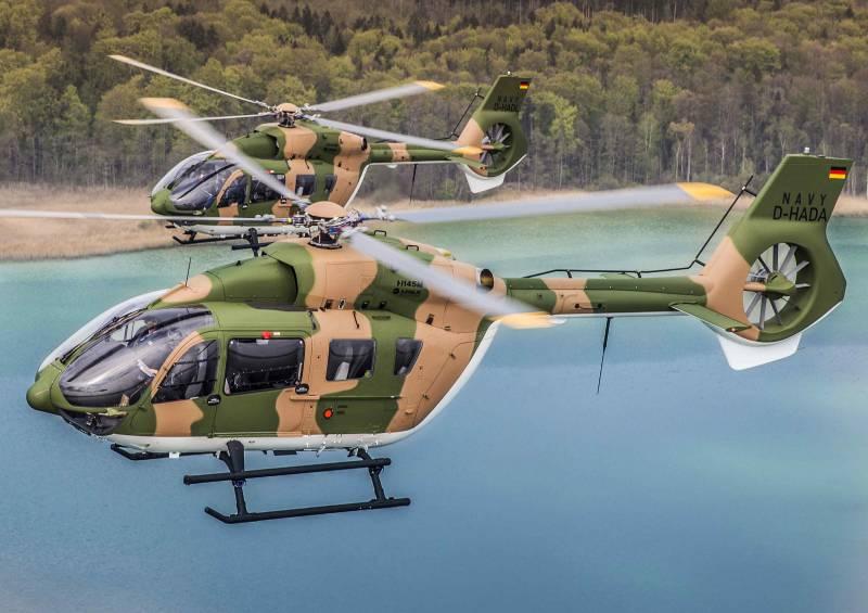 Сербия заказала вертолеты у компании Airbus