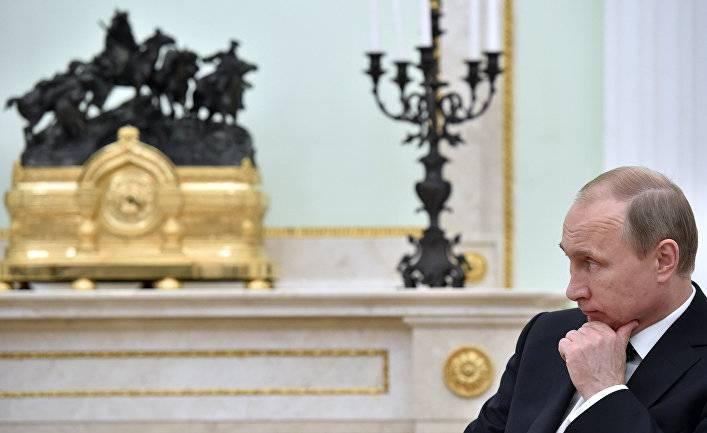 «Путин никогда не был агрессивным. Он гениальный стратег» (Parlamentní listy, Чехия)