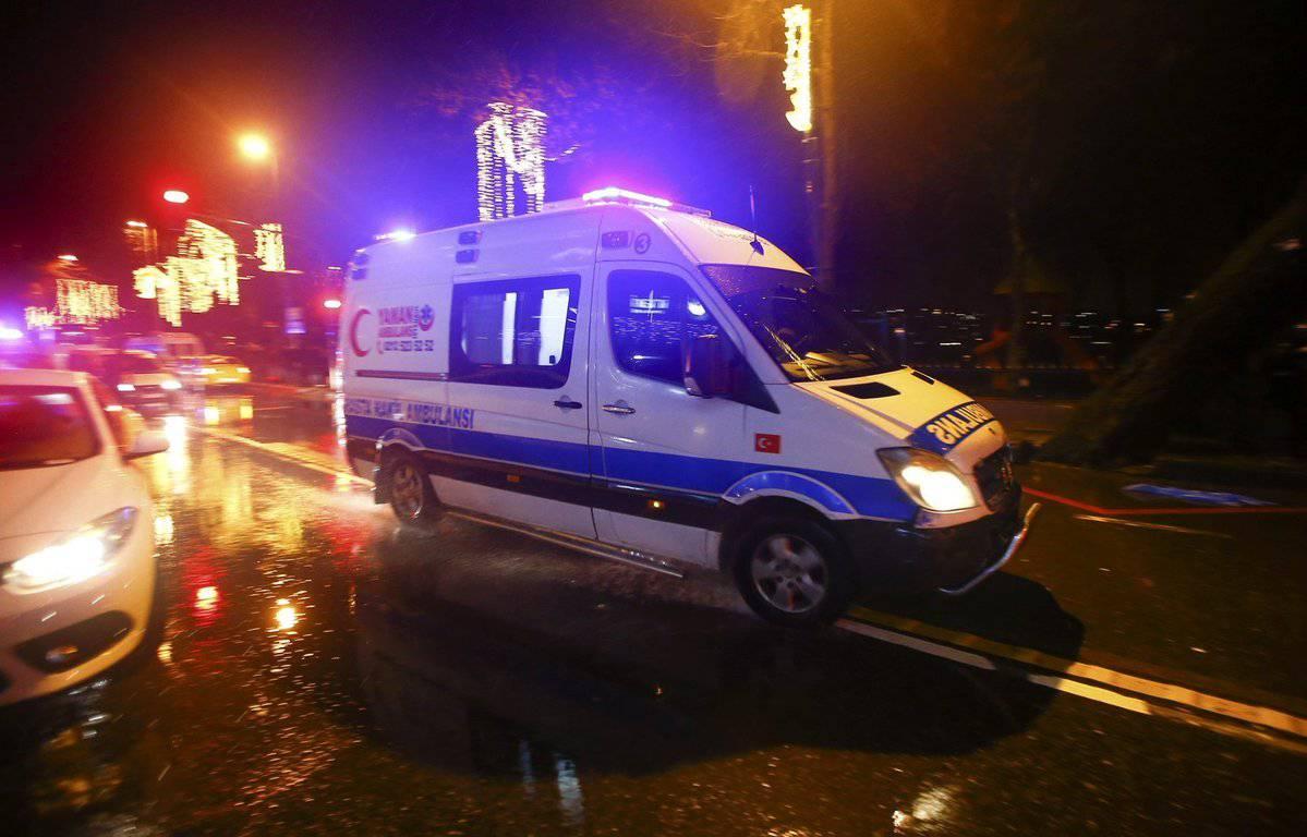 Впроцессе атаки вСтамбуле погибла россиянка— ГенконсульствоРФ