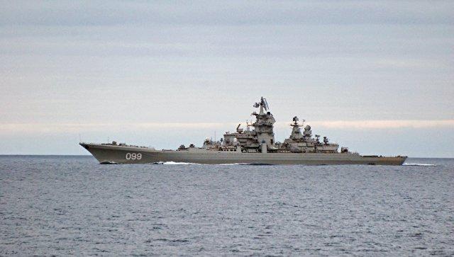 Северный флот обеспечит присутствие России в мировом океане в 2017 году