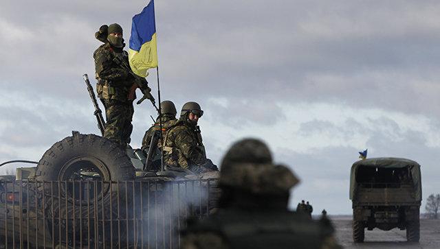 Киев перебросил под Дебальцево 200 снайперов