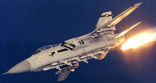 Совместные послевоенные европейские проекты боевых самолётов (часть 5)