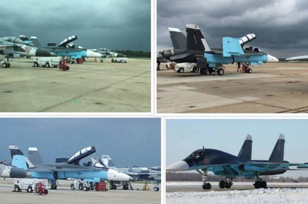 Зачем США имитация самолётов ВКС РФ?