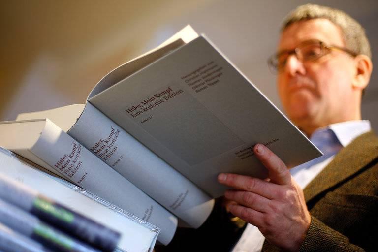 """Mein Kampf"" снова популярна в Германии"