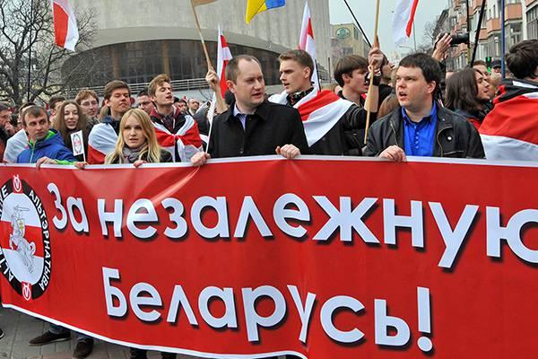 Оппозиция Белоруссии: «Сначала все разломаем, а потом разберемся!»