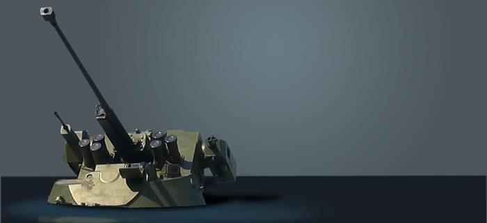 Венесуэльцы установили российский модуль на французский бронетранспортер