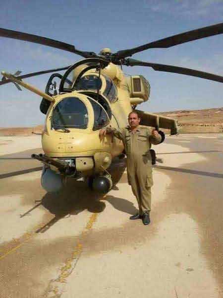 Террористы ИГИЛ сбили Ми-35 ВВС Ирака