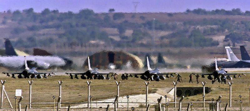 Власти Турции подняли вопрос о целесообразности пребывания американцев в Инджирлике