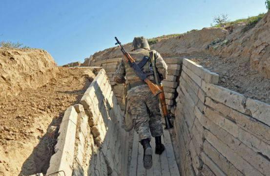Очередной виток напряжённости в Нагорном Карабахе