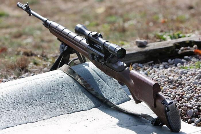 О скандале с продажей в Литве винтовок M14, подаренных США