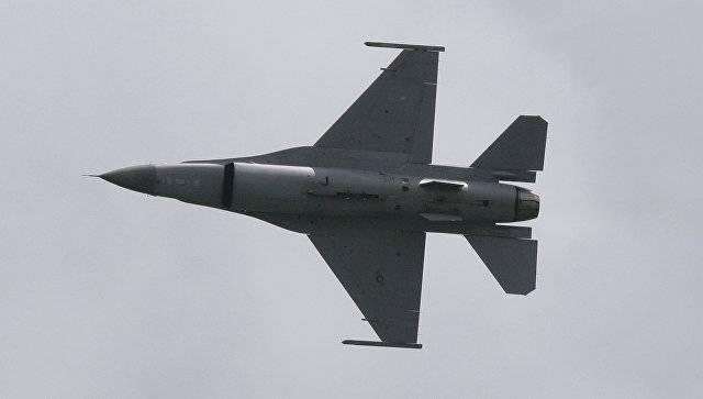 ВВС Нидерландов заступили на дежурство в Прибалтике