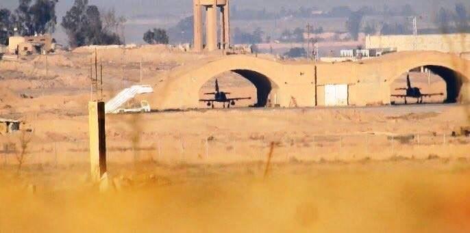 Боевики подбили из ПТРК два сирийских самолета, находившихся в укрытиях