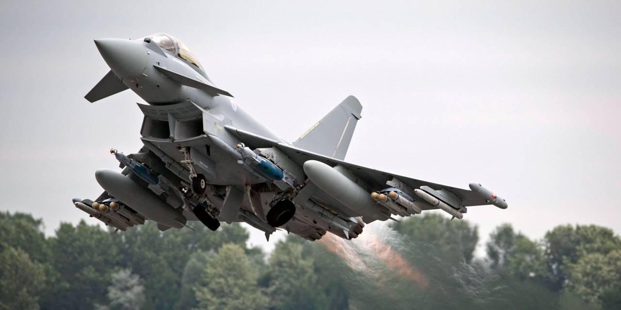 Proyectos conjuntos de aviones de combate europeos de posguerra (parte de 8)