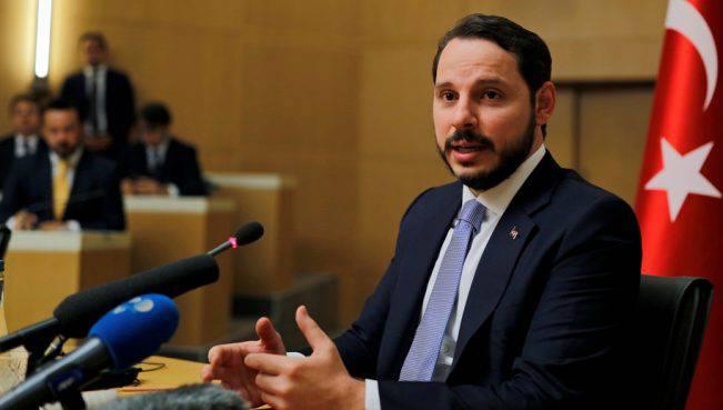 Турецкое правительство обвиняет США в кибератаках на министерство энергетики страны