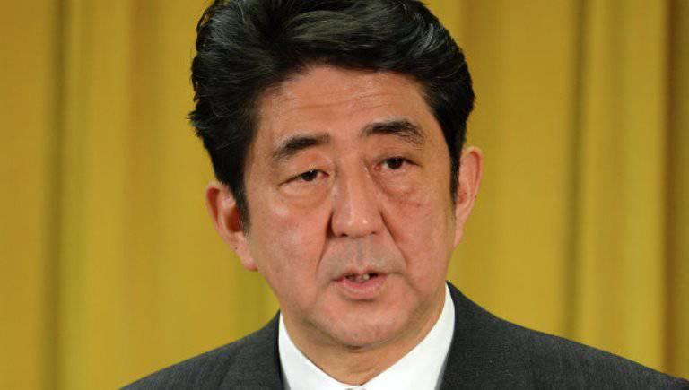 Премьер Японии подтвердил визит наКурилы