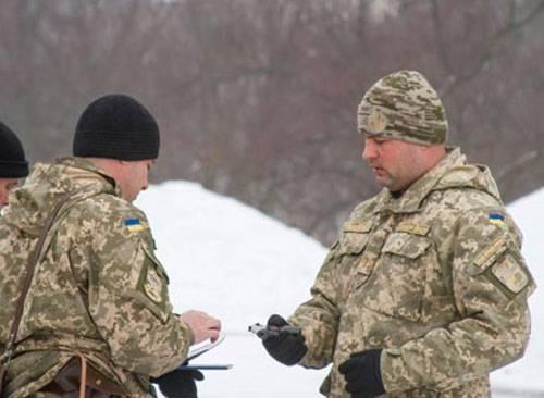 ЛНР: Под Счастье прибыли иностранные инструкторы, работавшие с ИГ в Сирии