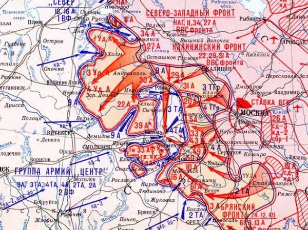 75 лет с начала Ржевско-Вяземской стратегической наступательной операции