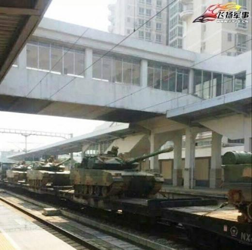 Китайский «горный» танк начал массово поставляться в войска