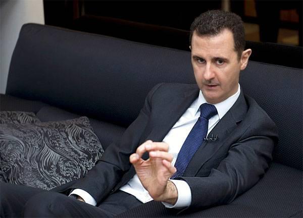 Асад жил, Асад жив...
