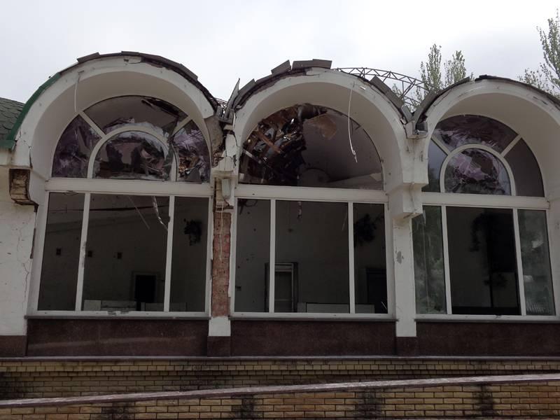 Донбасс: тысяча дней войны против неофашизма