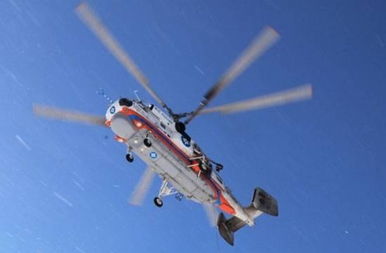 «Вертолеты России» передали китайской Jiangsu Baoli вертолеты Ка-32А11ВС