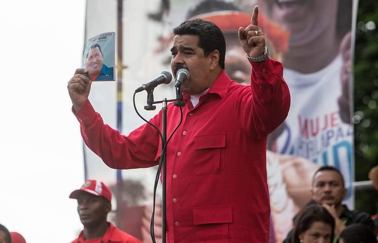 Венесуэла: государственный переворот провалился