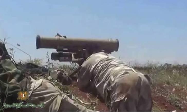 "О ""Метисах"" в Сирии"