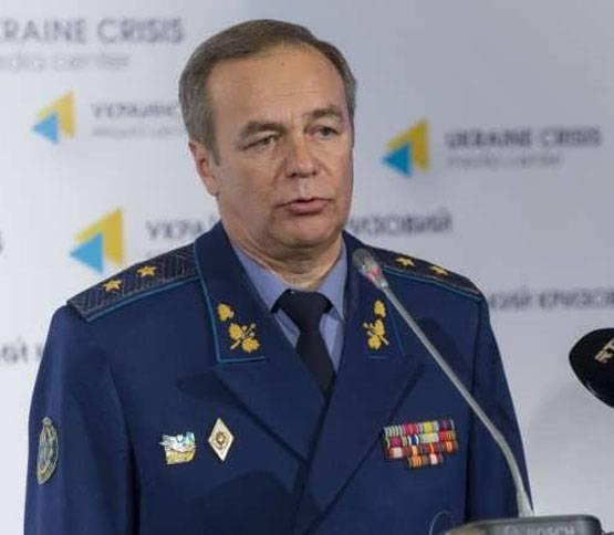 """Украинский генерал рассказал, как """"Россия нападёт на Украину"""""""