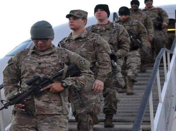 Польша ложится под американскую военную оккупацию
