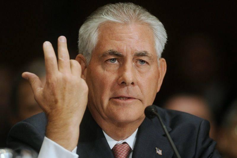 Тиллерсон заявил о непризнании права России на Крым