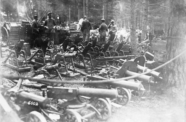 Планы Антанты на 1917 год: ставка на решительную победу в войне