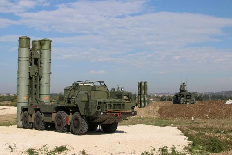 Новый полковой комплект С-400