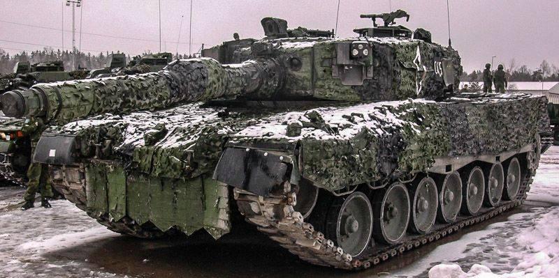 Немецкий основной боевой танк Leopard 2: этапы развития. Часть 12