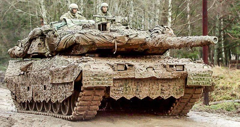Танки. Немецкий основной боевой танк Leopard 2: этапы развития. Часть 12