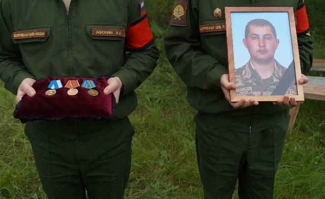 О подвиге российского офицера Марата Ахметшина в Сирии