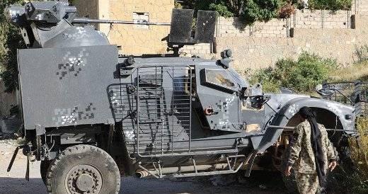 Сказочная техника вооруженных сил Йемена