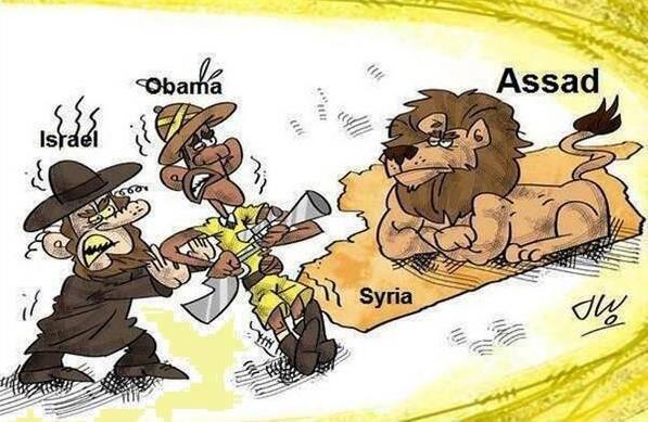 Антисирийские пакости уходящей администрации США