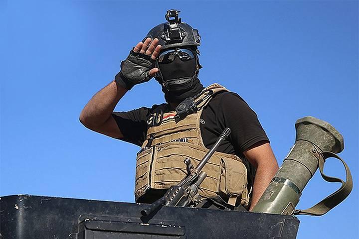 Иракская «Золотая дивизия» несёт потери под Мосулом