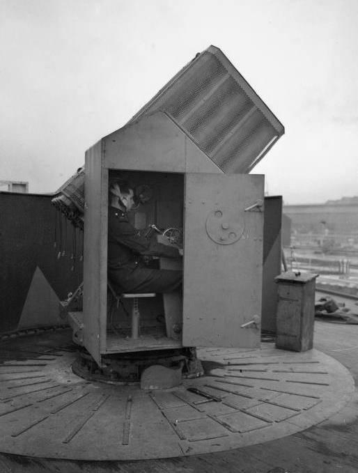 Зенитные ракетные системы семейства UP (Великобритания)